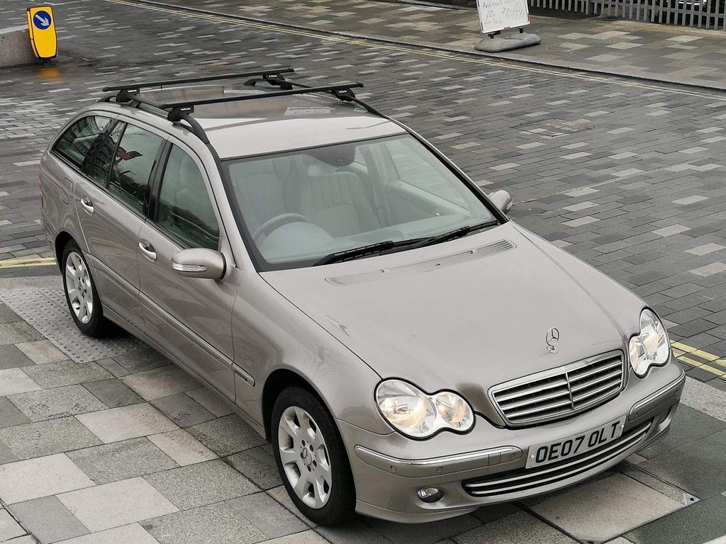 Mercedes-Benz C Class Estate 2.1 C220 CDI Elegance SE 5dr