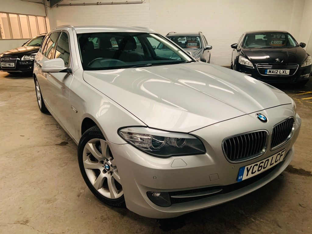 BMW 5 Series Estate 3.0 525d SE Touring 5dr