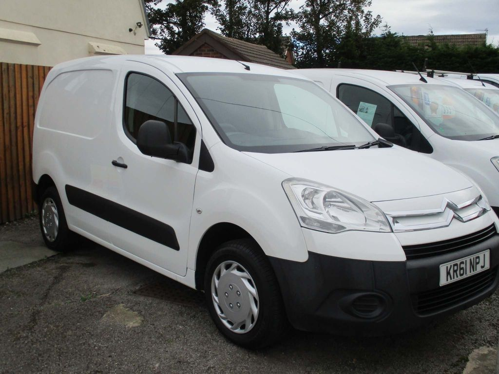 Citroen Berlingo Panel Van 1.6 HDi L1 850 Enterprise Special Edition Panel Van 5dr
