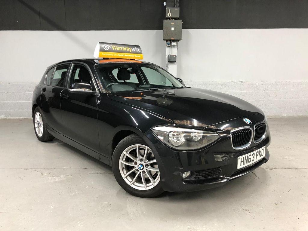 BMW 1 Series Hatchback 1.6 116d ED EfficientDynamics Business 5dr