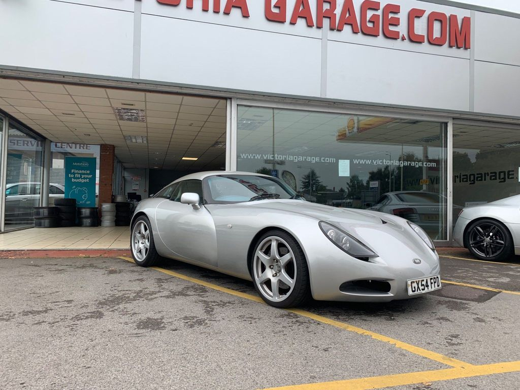 TVR T350 Coupe 3.6 2dr