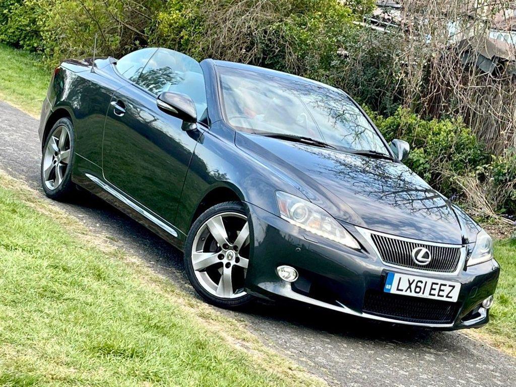 Lexus IS 250 Convertible 2.5 LE 2dr