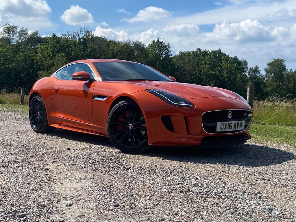 Jaguar F-Type Coupe 5.0 V8 R Auto AWD 2dr