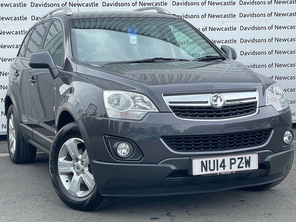 Vauxhall Antara SUV 2.2 CDTi Diamond (s/s) 5dr