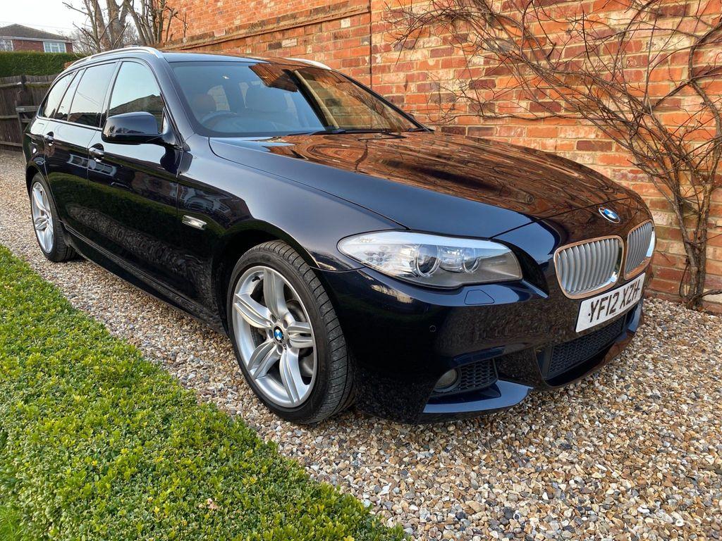 BMW 5 Series Estate 4.4 550i V8 M Sport Touring 5dr