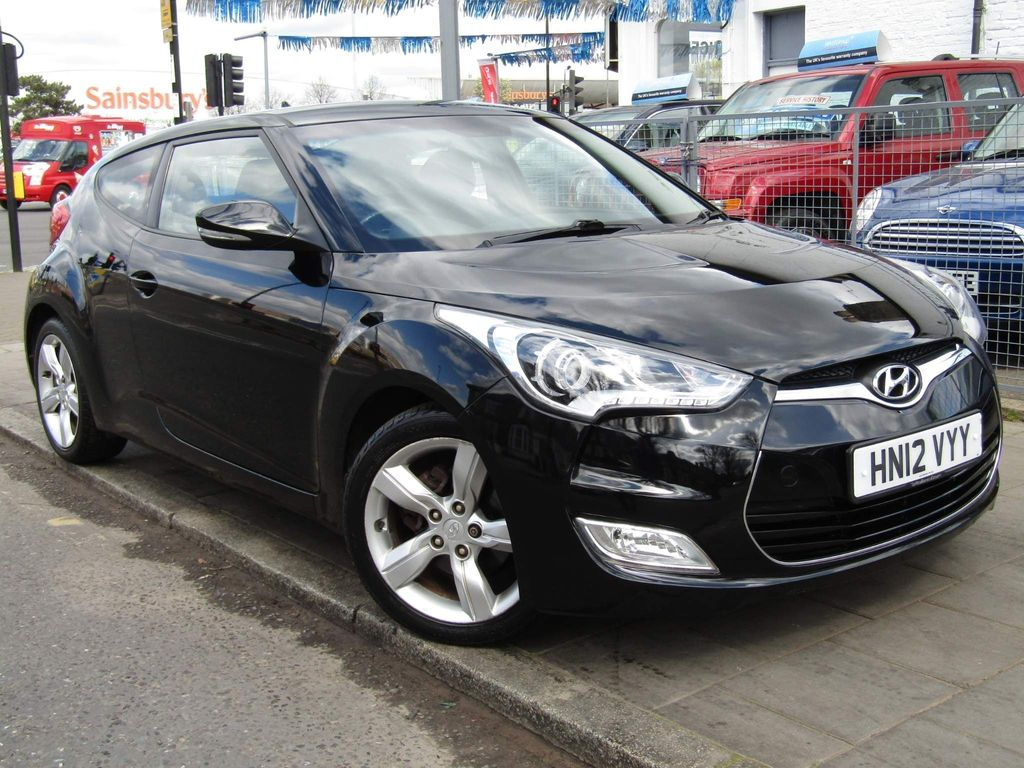 Hyundai Veloster Coupe 1.6 GDi 4dr