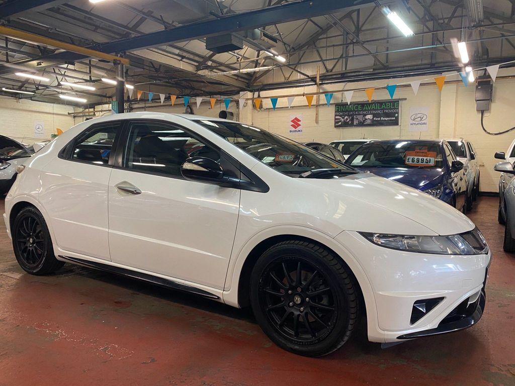 Honda Civic Hatchback 1.8 i-VTEC Ti 5dr