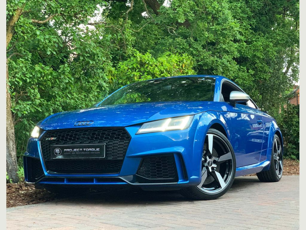 Audi TT RS Coupe 2.5 TFSI S Tronic quattro (s/s) 3dr