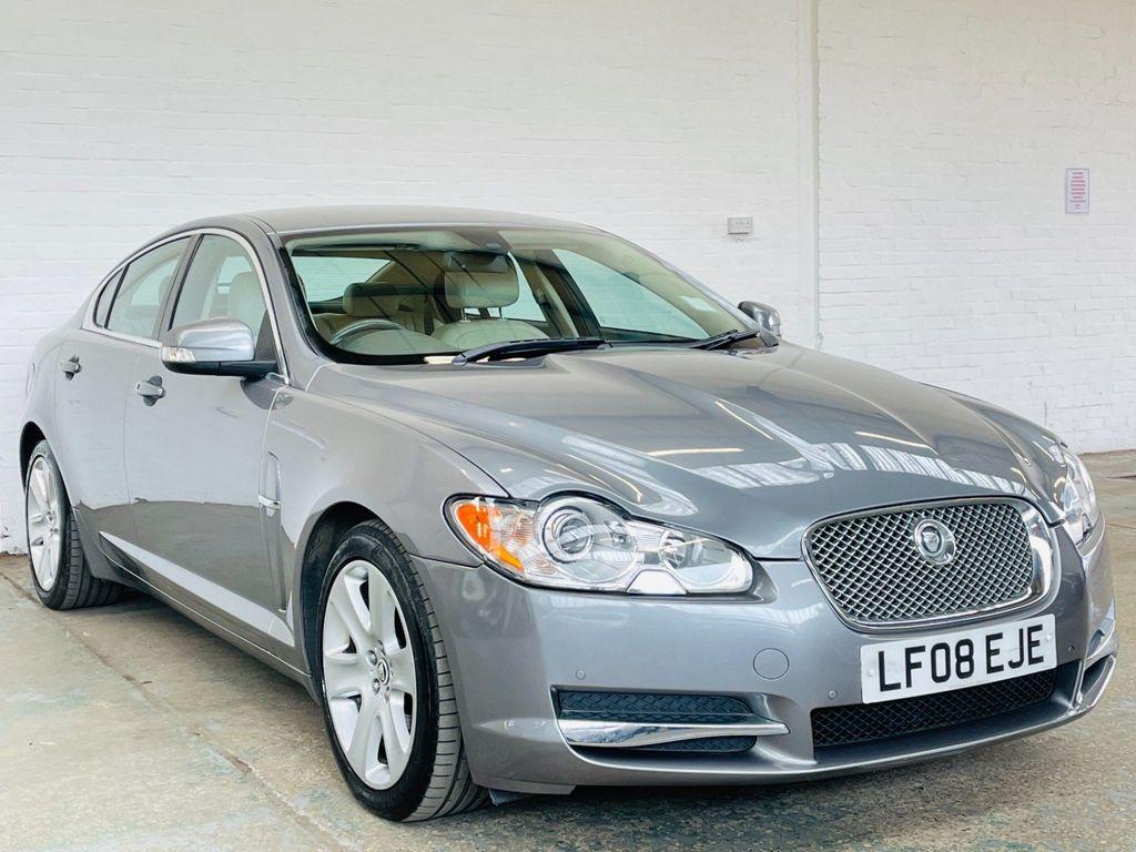 Jaguar XF Saloon 4.2 V8 Premium Luxury 4dr