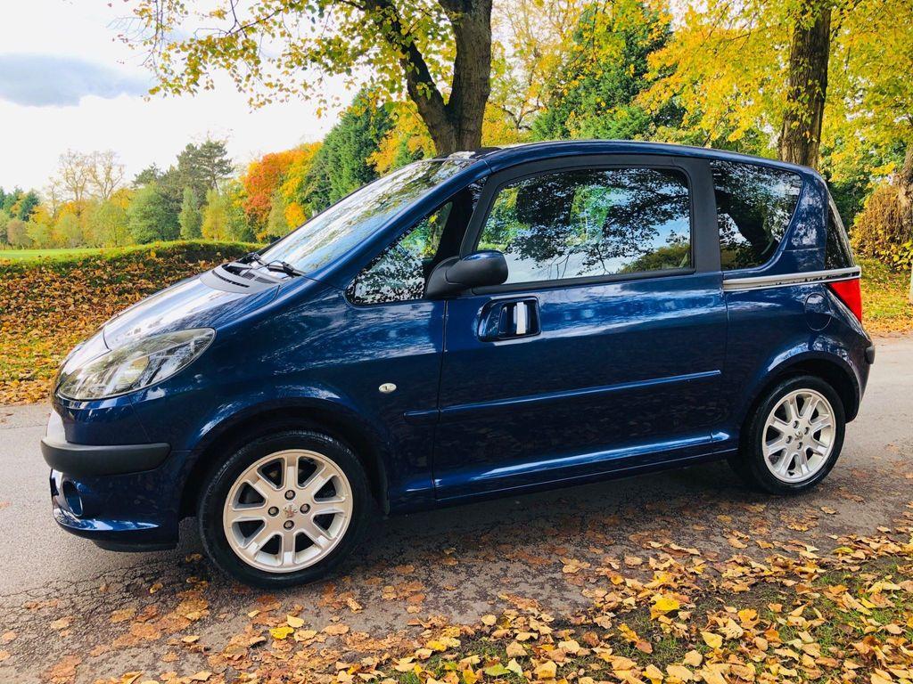 Peugeot 1007 Hatchback 1.4 SE 3dr