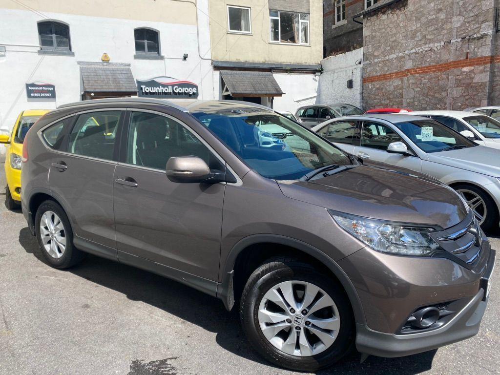 Honda CR-V SUV 2.0 i-VTEC SE 4x4 5dr