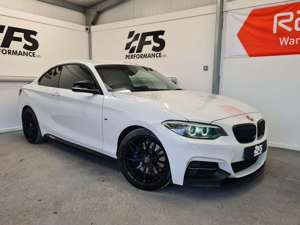 BMW 2 Series Coupe 3.0 M235i Sport Auto (s/s) 2dr