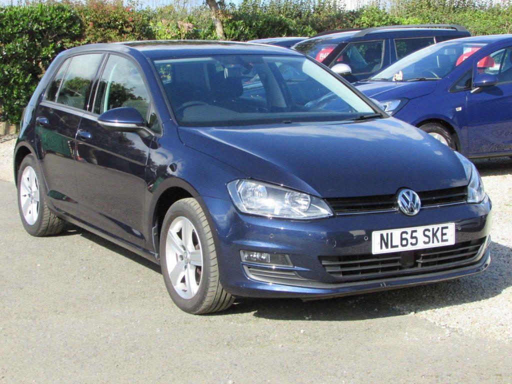 Volkswagen Golf Hatchback 1.6 TDI BlueMotion Tech Match (s/s) 5dr
