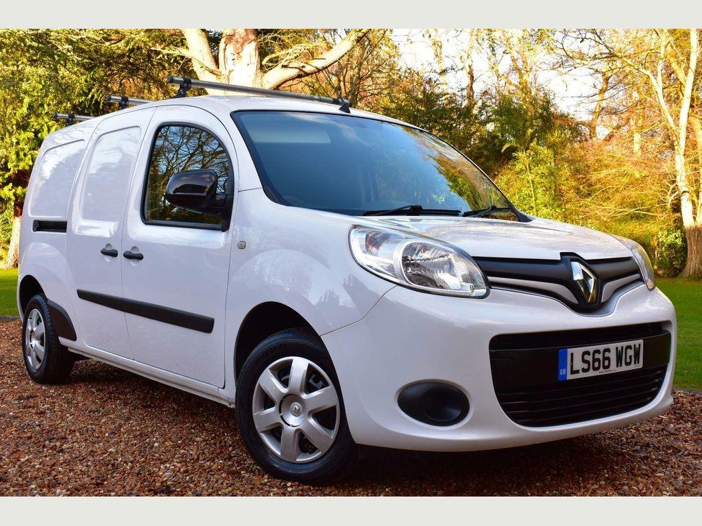 Renault Kangoo Maxi Panel Van 1.5 dCi LL21 Business+ L3 H1 EU5 6dr
