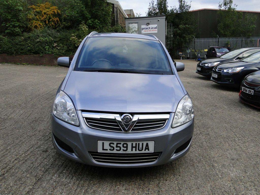 Vauxhall Zafira MPV 1.6 i 16v Active 5dr