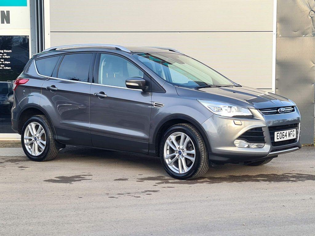 Ford Kuga SUV 2.0 TDCi Titanium X AWD 5dr