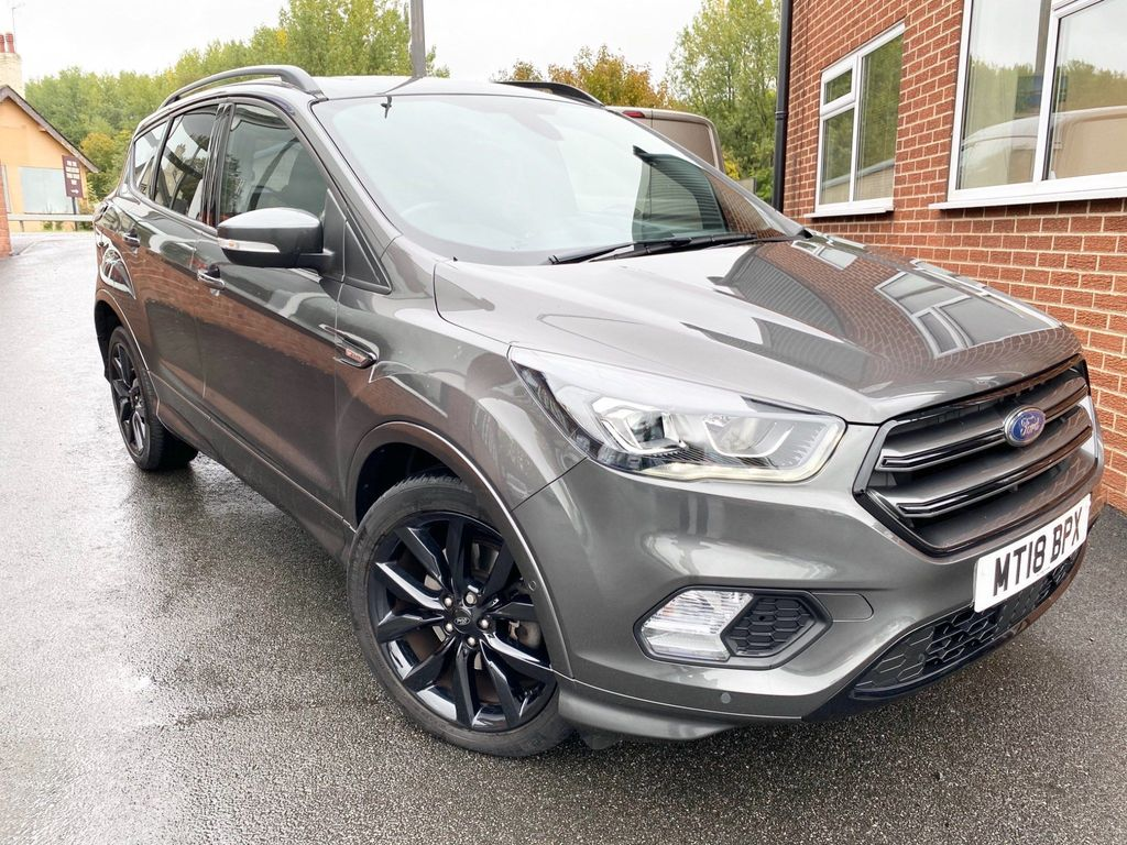 Ford Kuga SUV 1.5 TDCi ST-Line X Powershift (s/s) 5dr