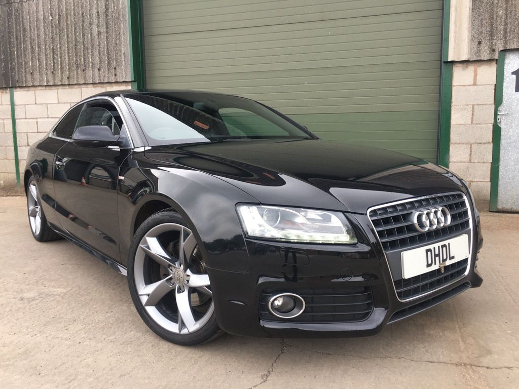 Audi A5 Coupe 2.7 TDI V6 S line Special Edition Multitronic 2dr