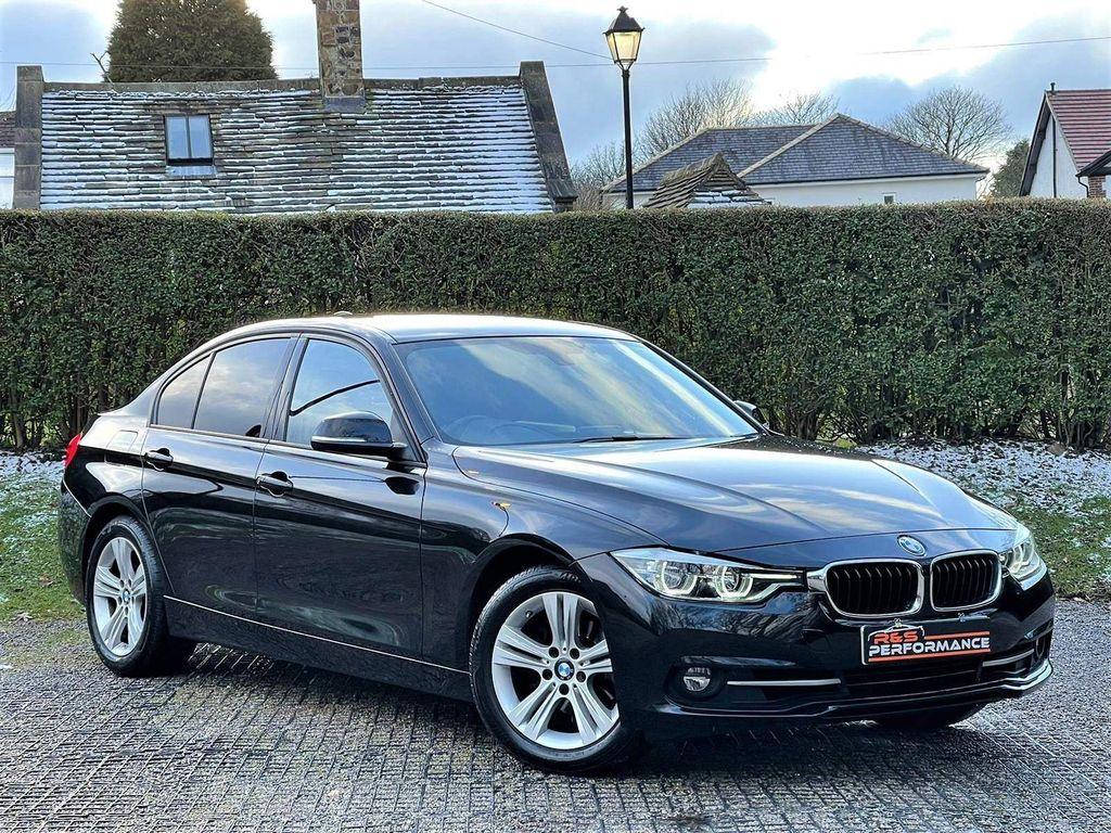BMW 3 Series Saloon 2.0 320i Sport Auto (s/s) 4dr