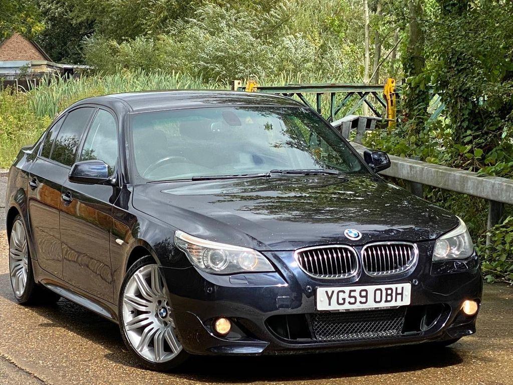 BMW 5 Series Saloon 3.0 525d M Sport Business Edition 4dr