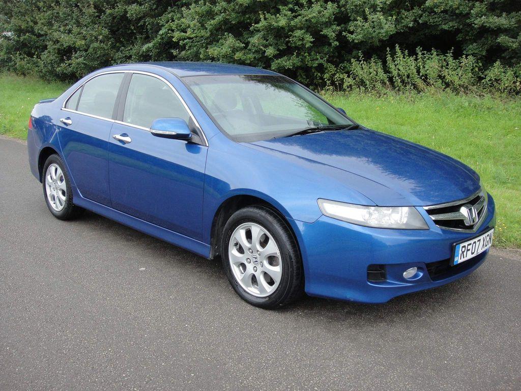 Honda Accord Saloon 2.2 i-CDTi Sport 4dr