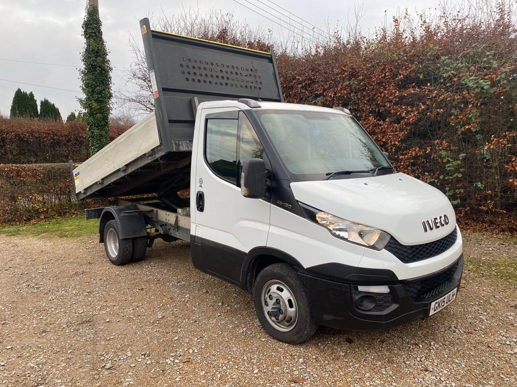 Iveco Daily Tipper 2.3 TD 35C13 Tipper 2dr Twin Rear Wheels