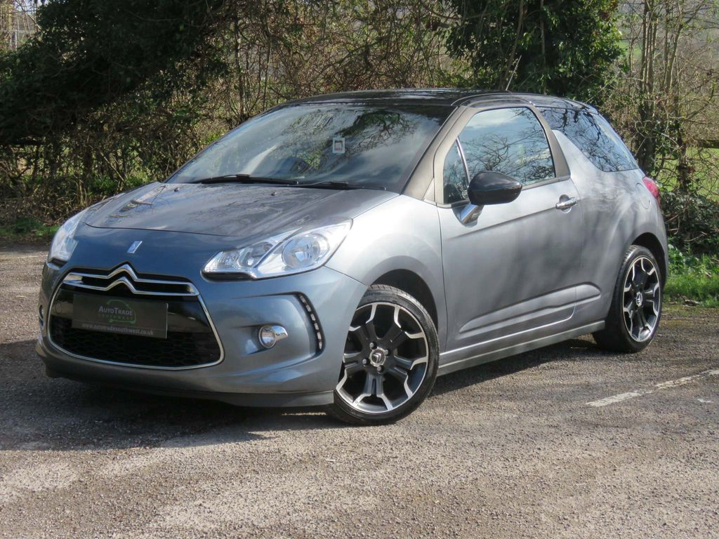 Citroen DS3 Hatchback 1.6 HDi 90 by Orla Kiely 3dr