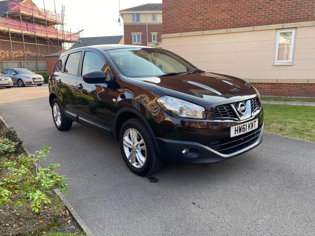 Nissan Qashqai+2 SUV 1.6 Acenta 5dr