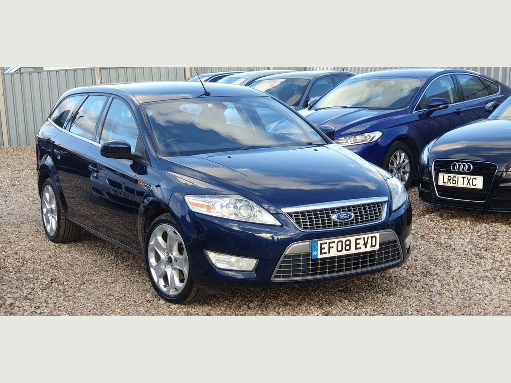 Ford Mondeo Estate 2.0 Titanium X 5dr