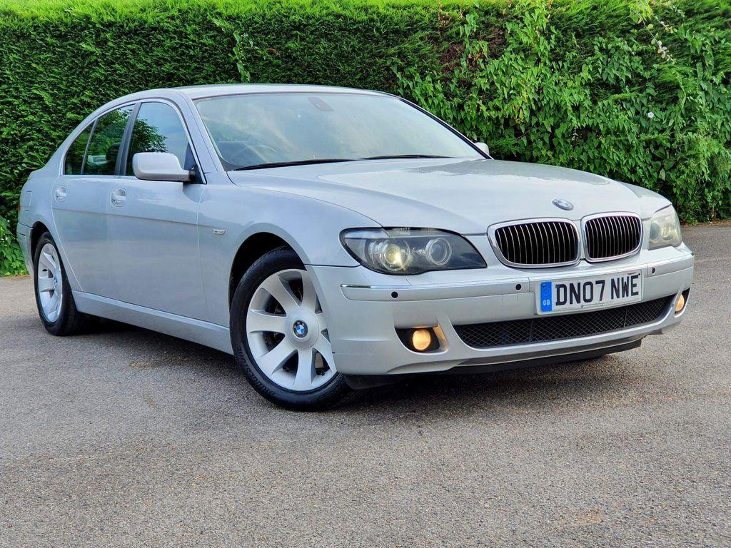BMW 7 Series Saloon 3.0 730d SE 4dr