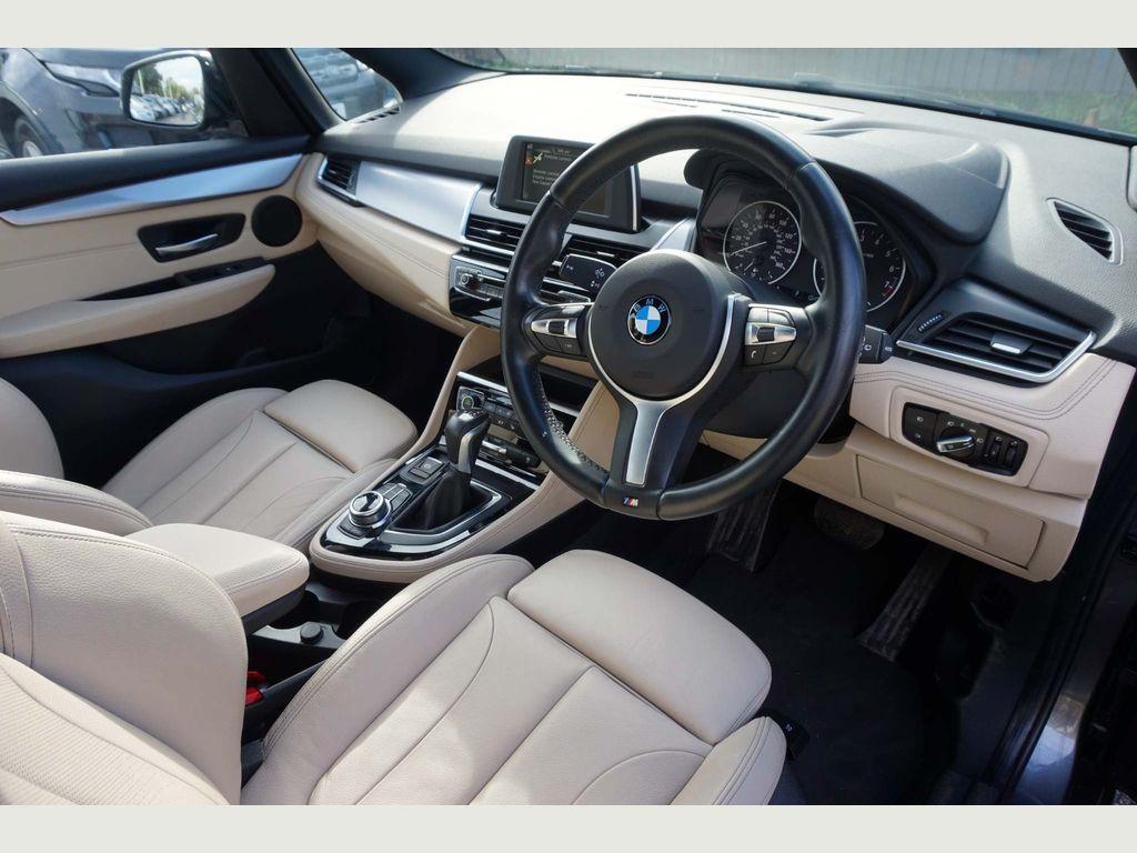 BMW 2 Series Gran Tourer MPV 1.5 218i M Sport Gran Tourer Auto (s/s) 5dr