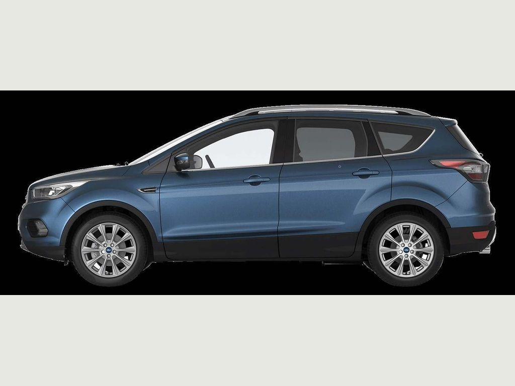 Ford Kuga SUV 2.0 TDCi EcoBlue Titanium Edition (s/s) 5dr