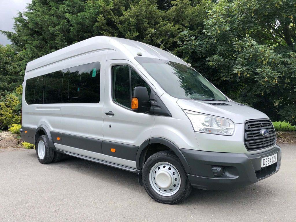 Ford Transit Minibus 2.2 TDCi 460 HDT Bus L4 H3 4dr (17 Seat)