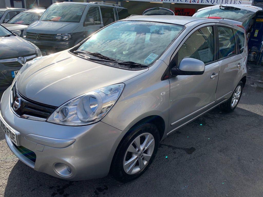 Nissan Note Hatchback 1.4 16V Acenta 5dr