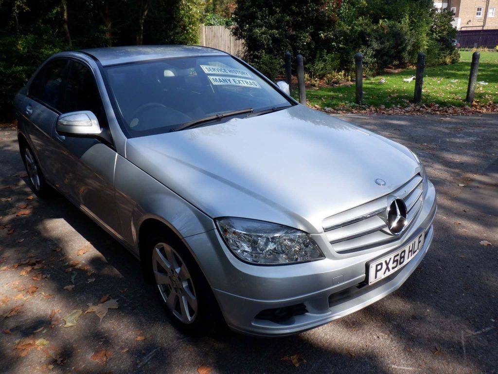 Mercedes-Benz C Class Saloon 2.1 C220 CDI SE 4dr
