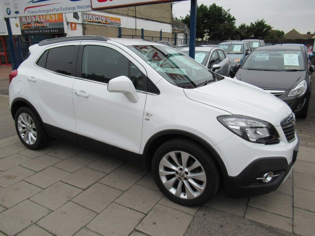Vauxhall Mokka SUV 1.6 CDTi SE 2WD (s/s) 5dr