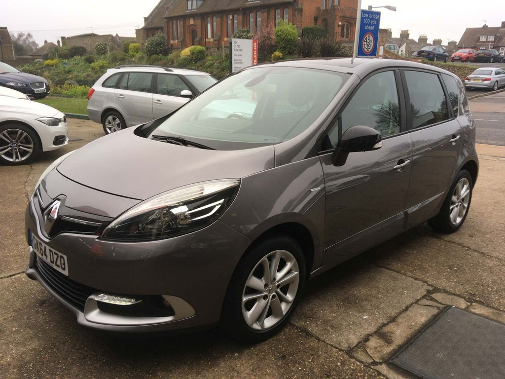 Renault Scenic MPV 1.5 TD ENERGY Limited (s/s) 5dr