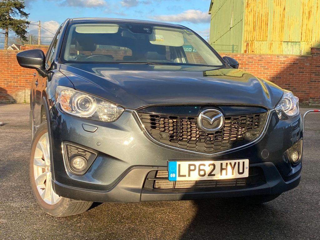 Mazda CX-5 SUV 2.2 TD Sport AWD 5dr