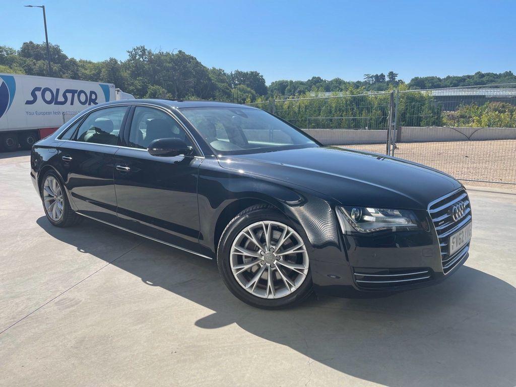 Audi A8 Saloon 3.0 TDI SE Executive Tiptronic 4dr LWB