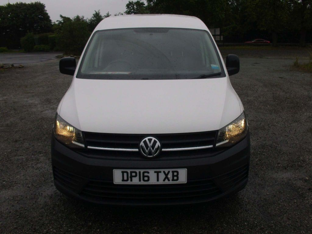 VOLKSWAGEN CADDY Panel Van 1.6 TDI BlueMotion Tech C20 Startline Panel Van 5dr