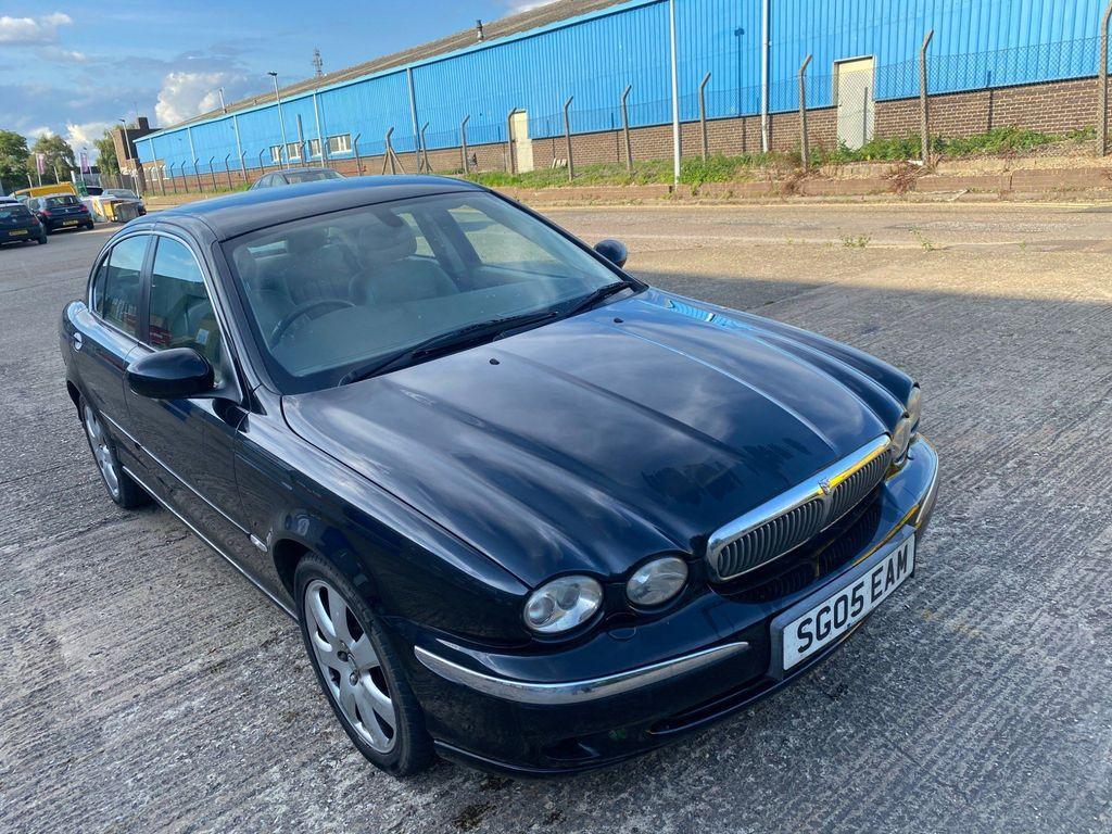Jaguar X-Type Saloon 2.0 D SE 4dr