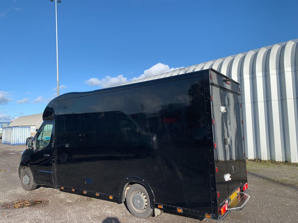 Vauxhall Movano Luton COACH BUILT AUTOMATIC LUTON