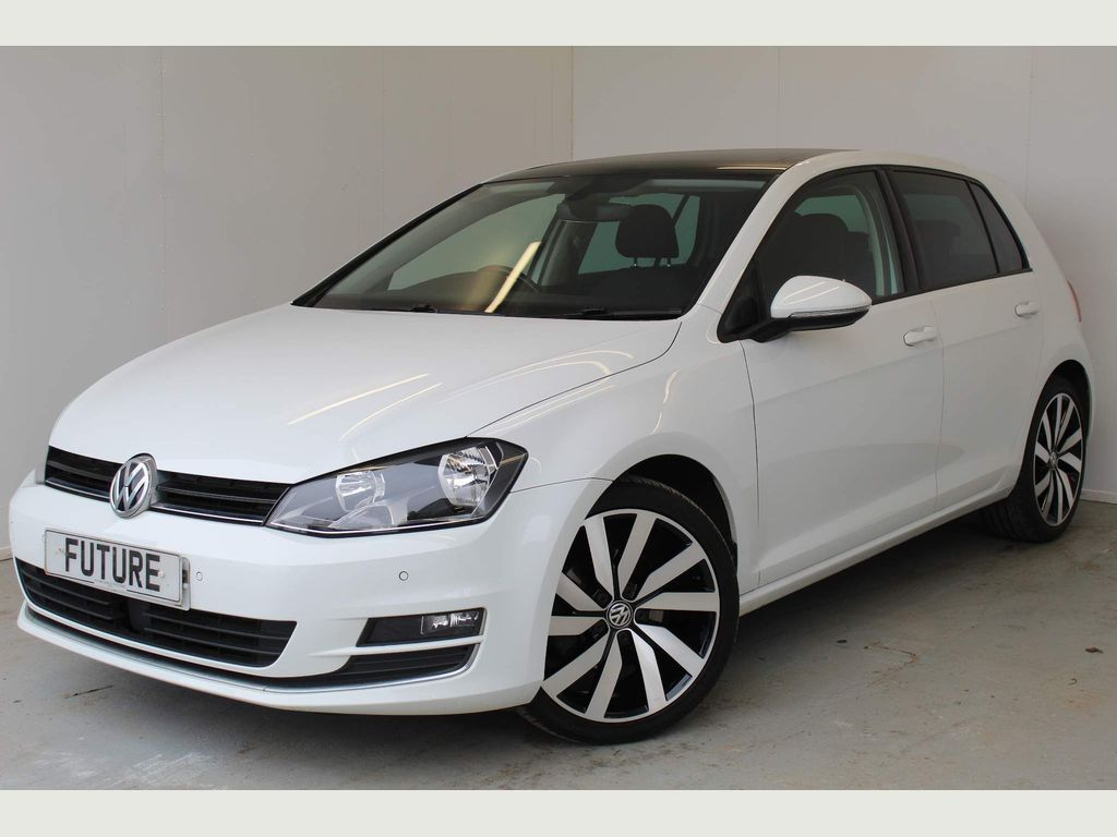 Volkswagen Golf Hatchback 1.4 TSI BlueMotion Tech ACT GT Edition (s/s) 5dr