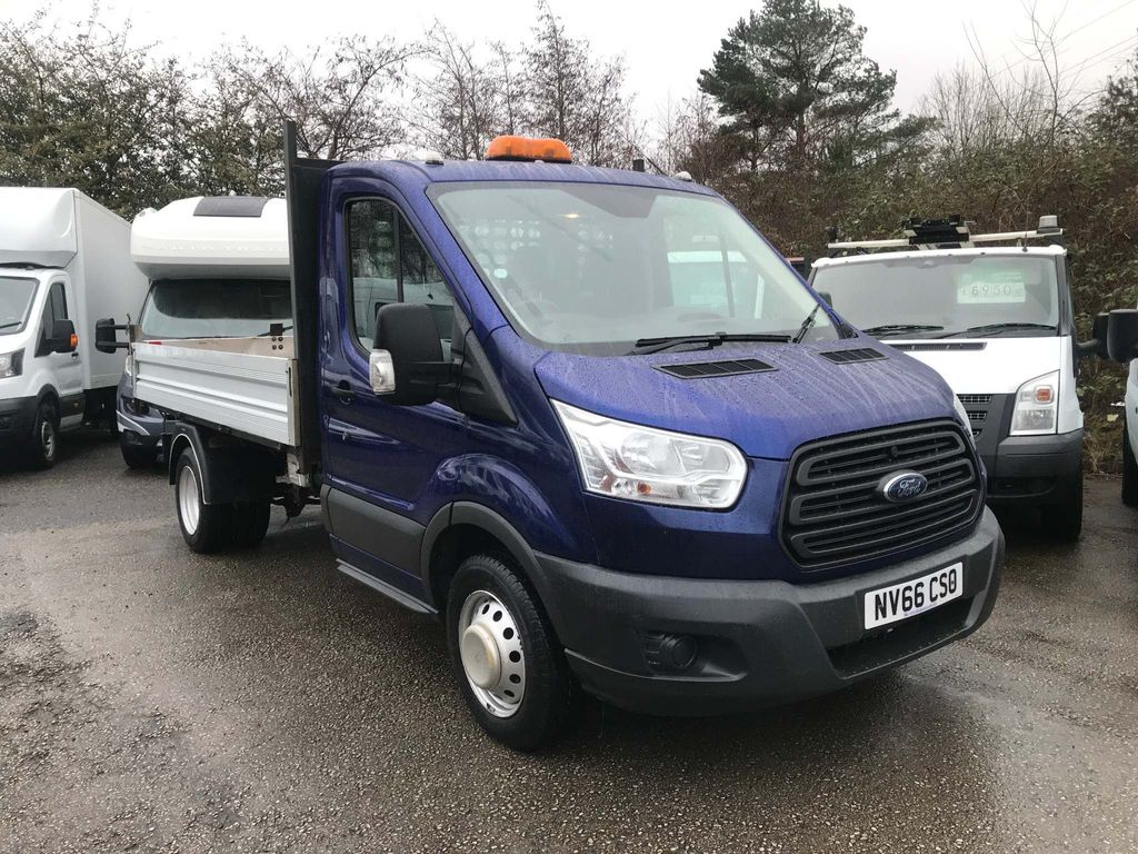 Ford Transit Tipper 350 TDCI ONE STOP SINGLE CAB TIPPER