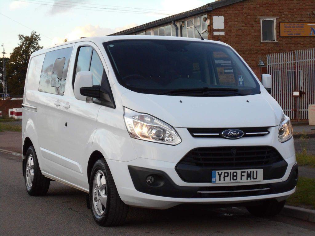 Ford Transit Custom Panel Van 2.0 TDCi 290 Limited L1 H1 5dr
