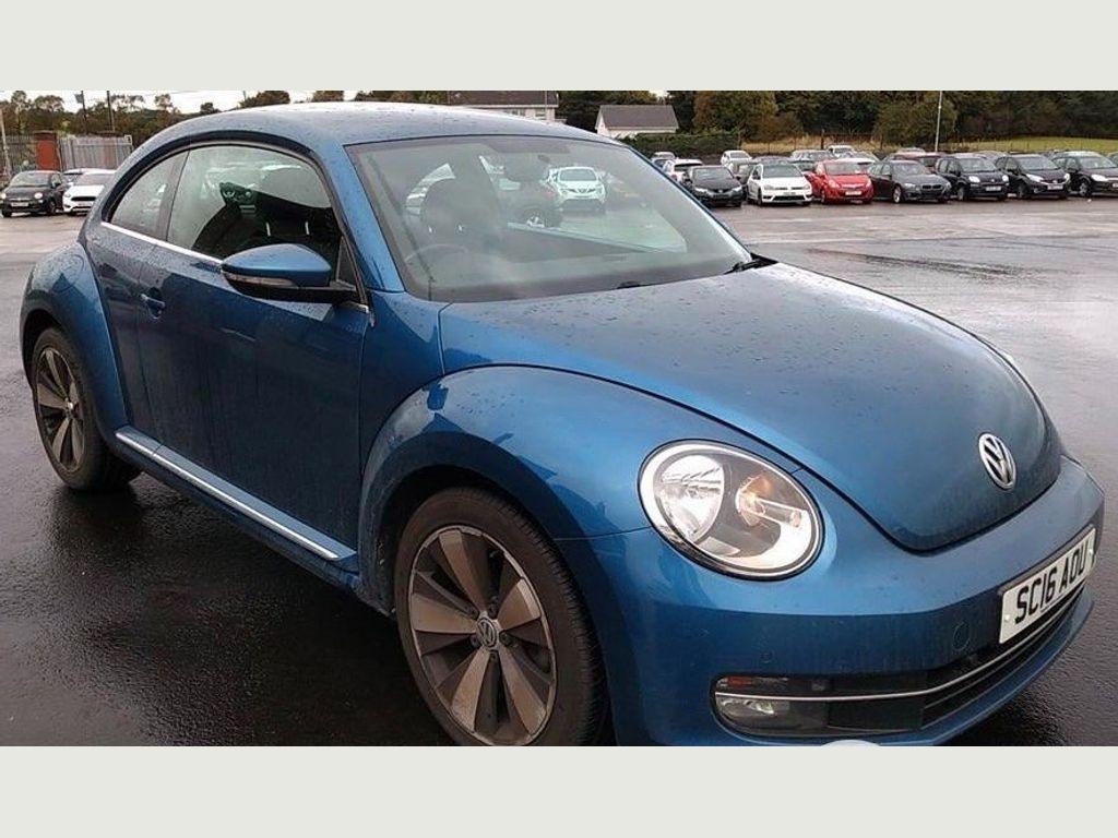 Volkswagen Beetle Hatchback 1.2 TSI BlueMotion Tech Design (s/s) 3dr