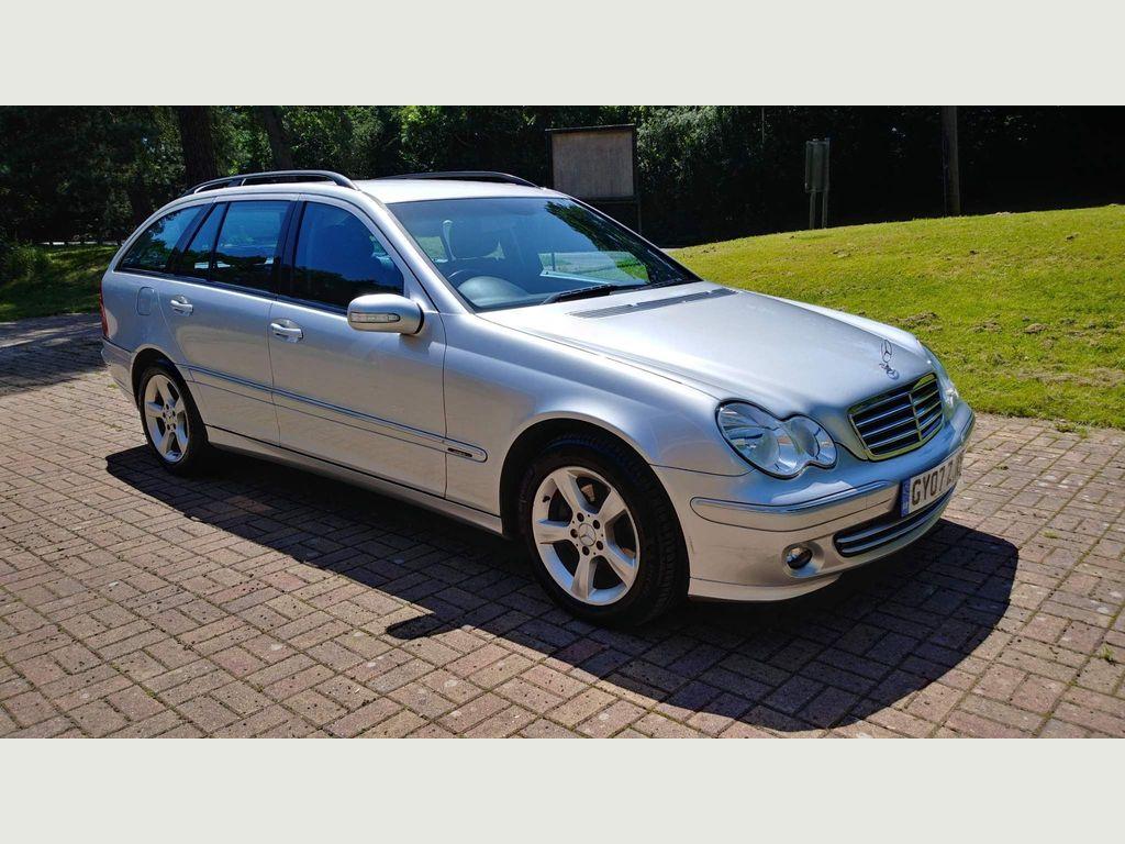 Mercedes-Benz C Class Estate 2.1 C220 CDI Avantgarde SE 5dr