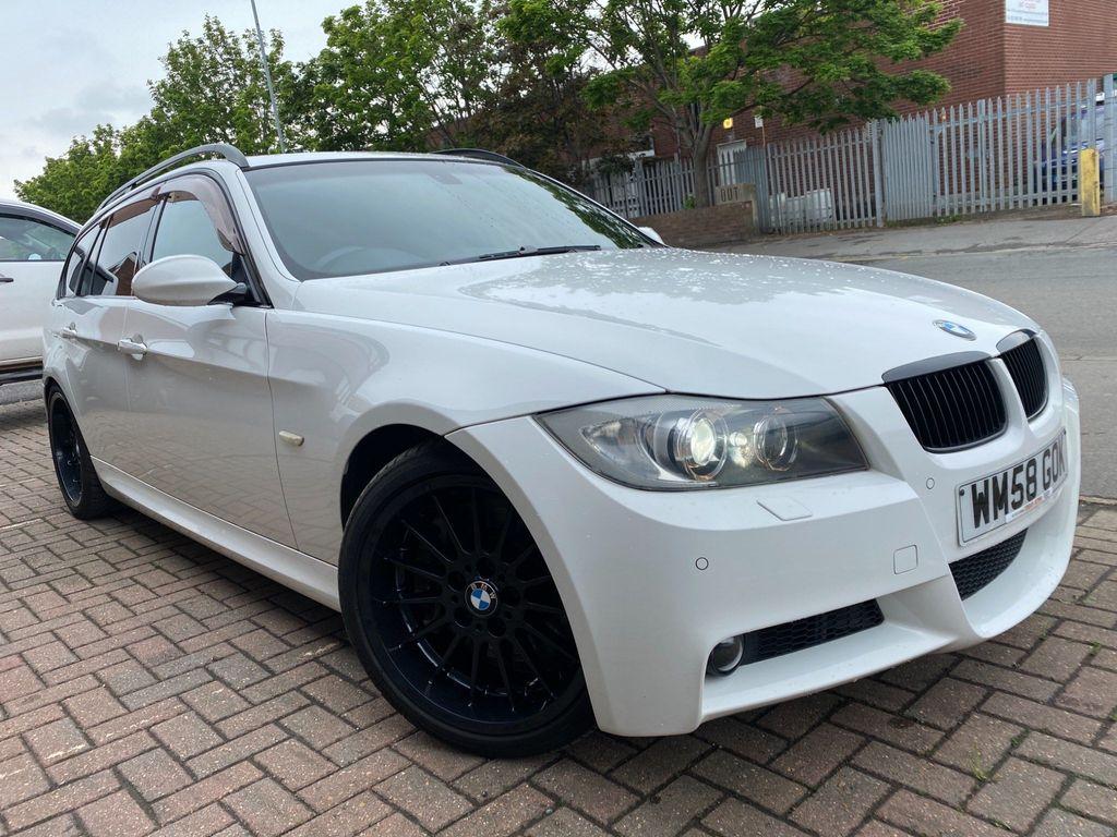 BMW 3 Series Estate 3.0 335i M Sport Touring 5dr