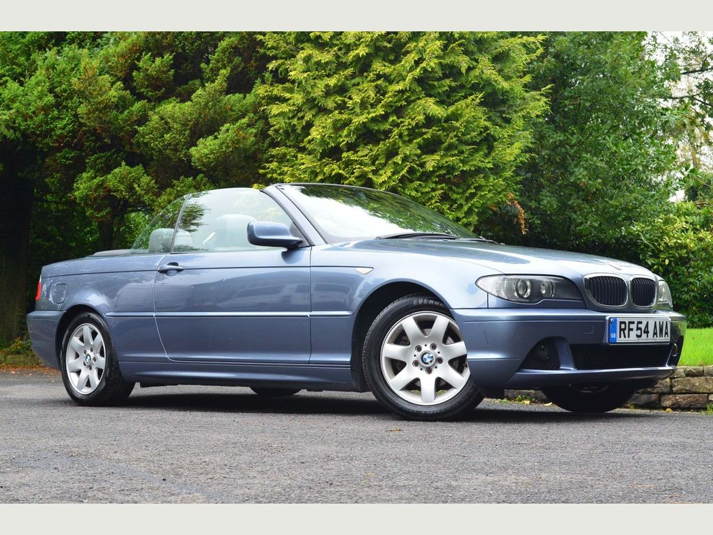 BMW 3 Series Convertible 2.0 318Ci SE 2dr