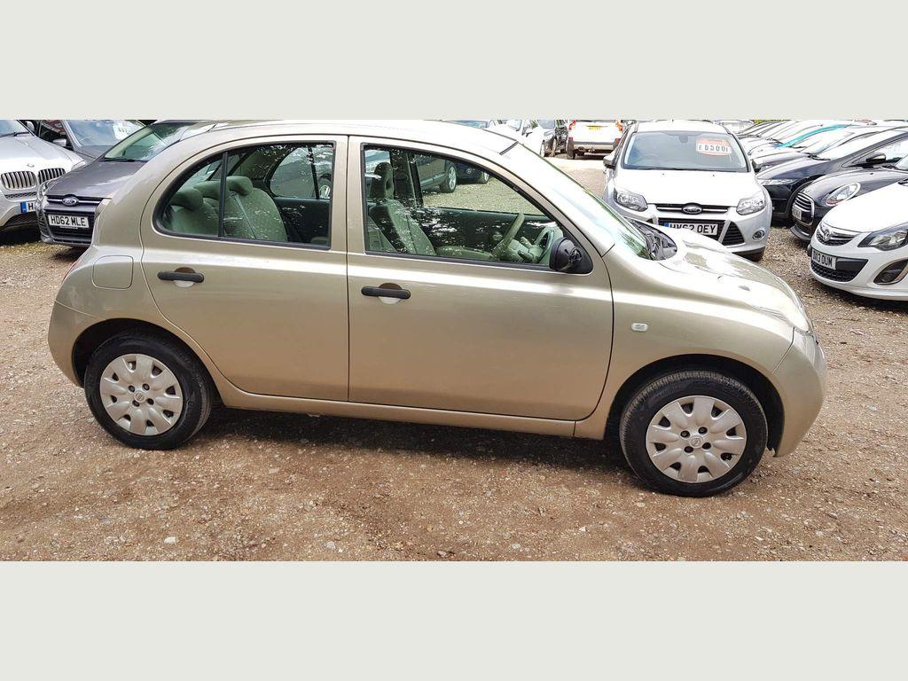 Nissan Micra Hatchback 1.2 16v S 5dr